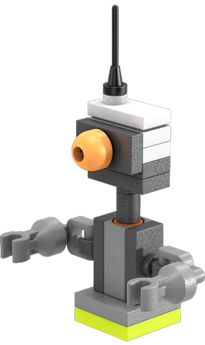 Image of: Robot part