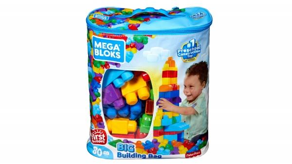Big Building Bag (classic) (80 pieces)