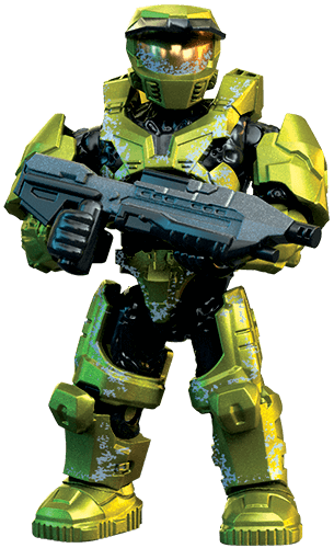 Image of: Master Chief Mark V. Armor