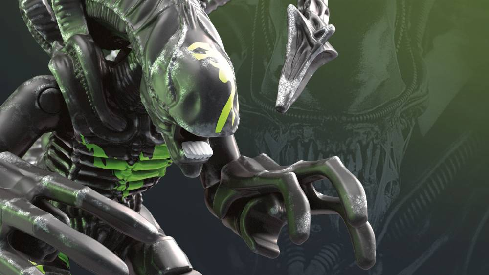 Image of: Xenomorph