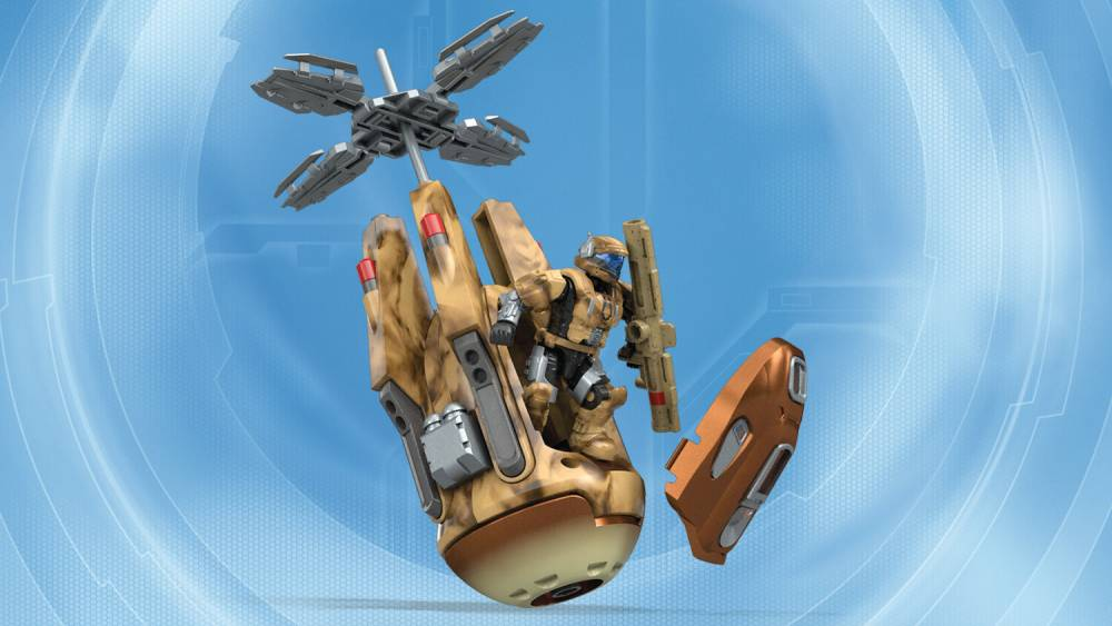 Image of: Operation: Bronze Cobra Drop Pod