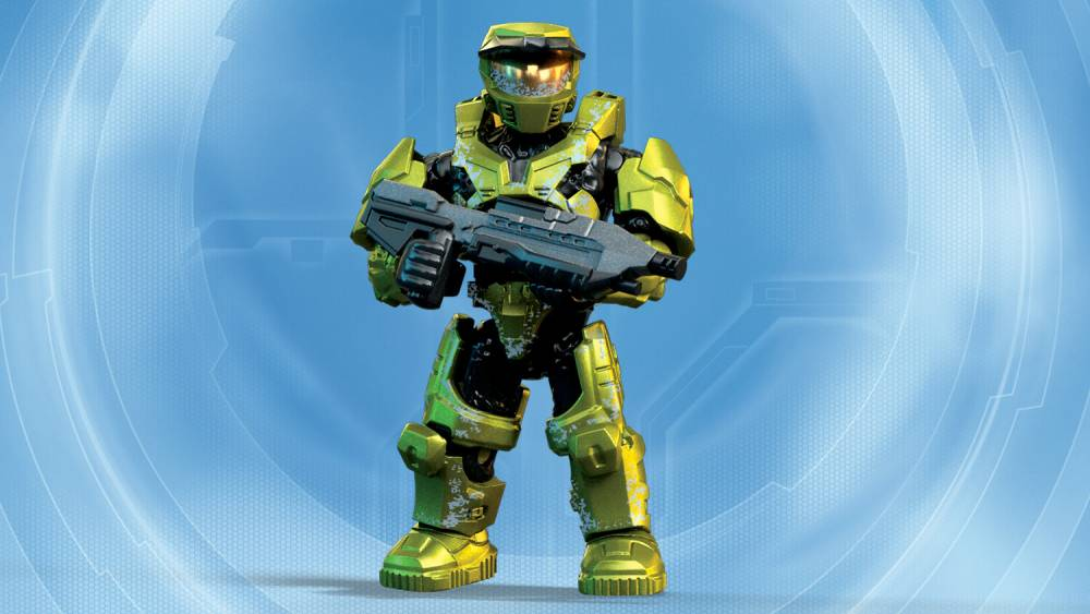 Image of: Master Chief Mark V Armor