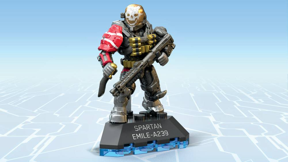 Image of: Spartan Emile - A239
