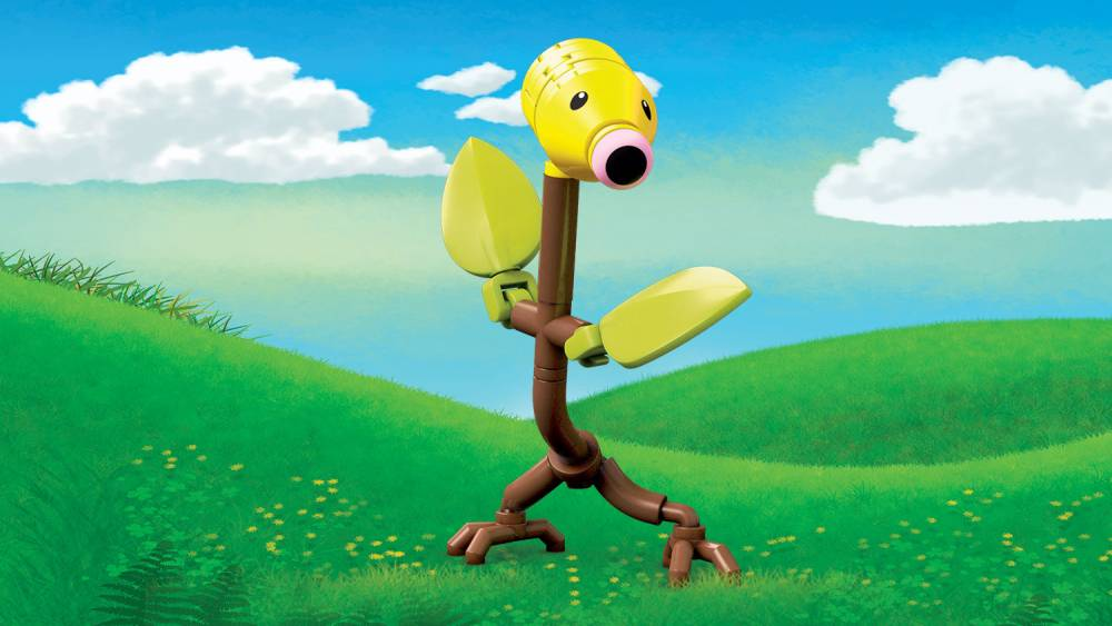 Image of: Bellsprout
