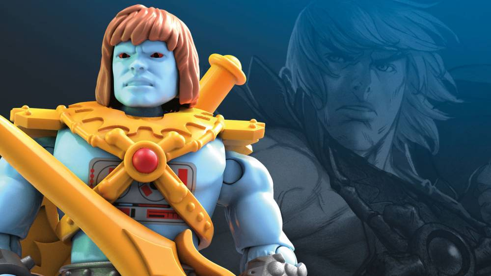 Image of: Battle For Eternia Collection