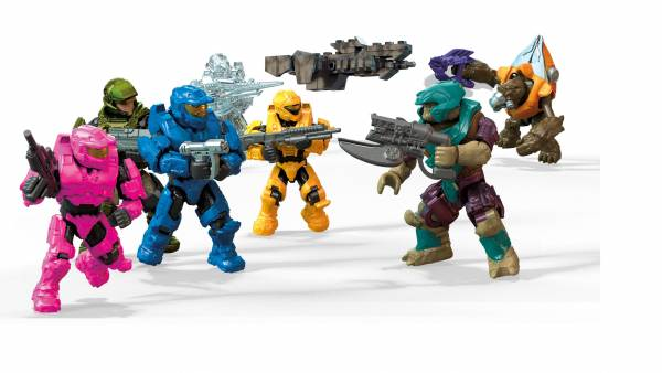 Micro Action Figures A New Dawn Series