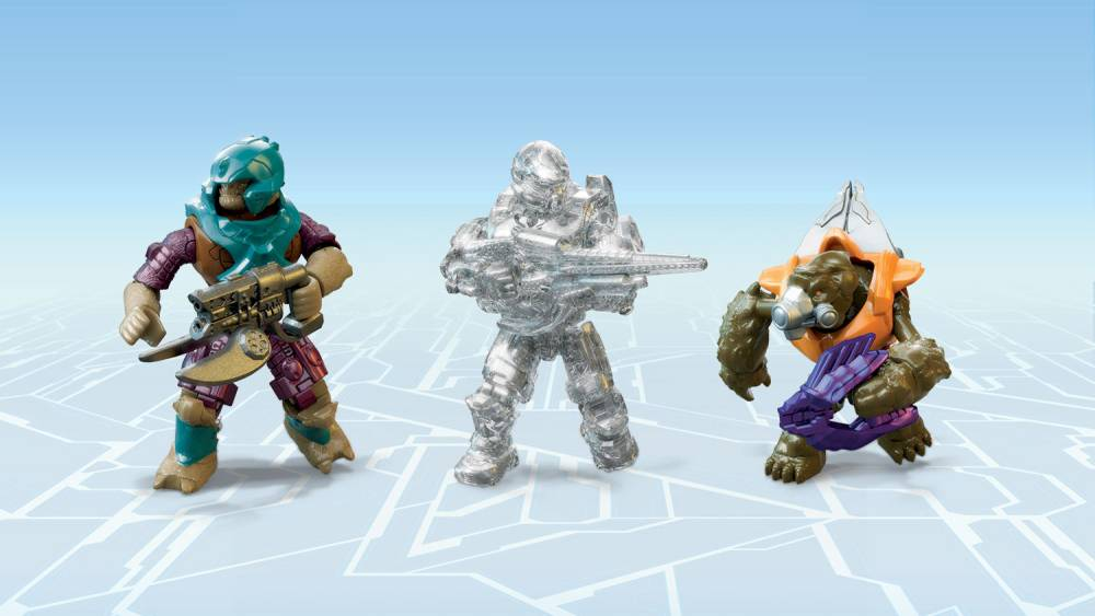 Image of: Micro Action Figures A New Dawn Series