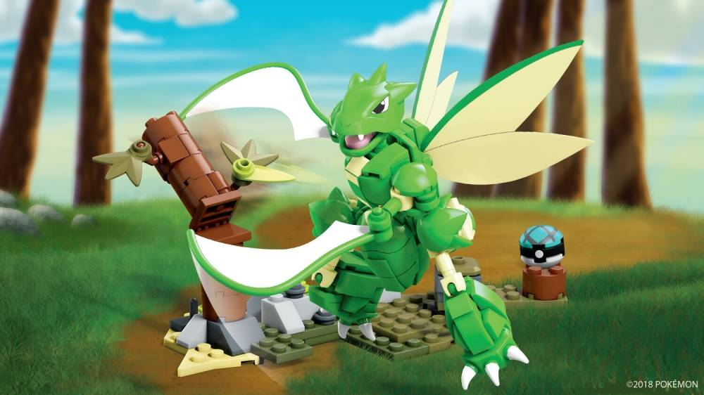 Slashing Scyther