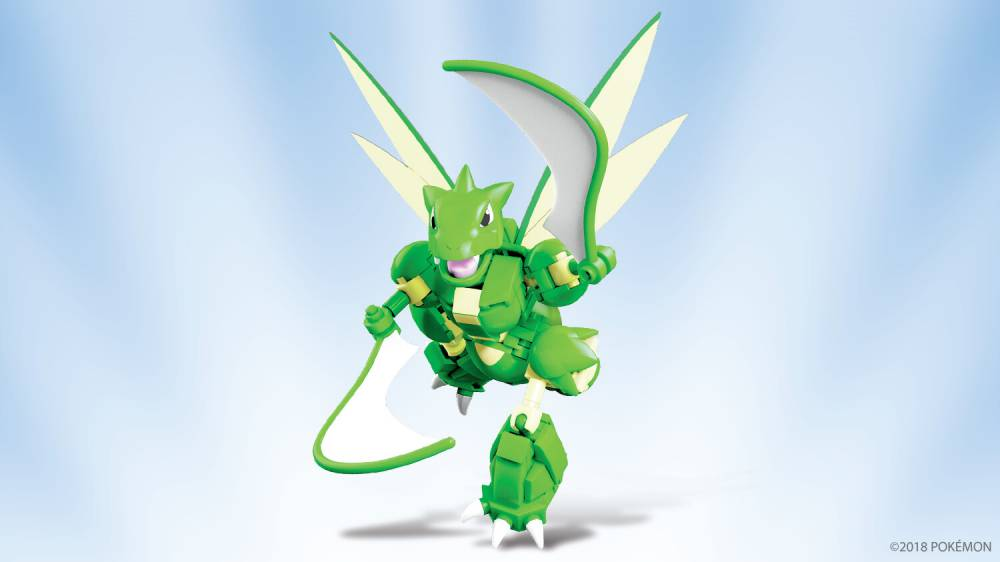 Image of: Slashing Scyther