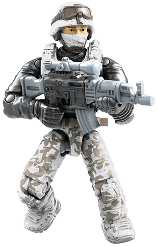 Image of: Arctic Soldier