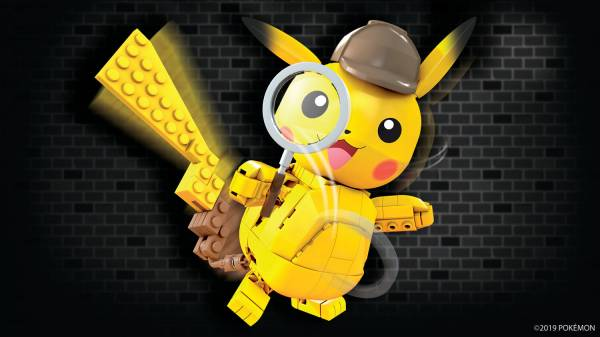 Image of: Detective Pikachu
