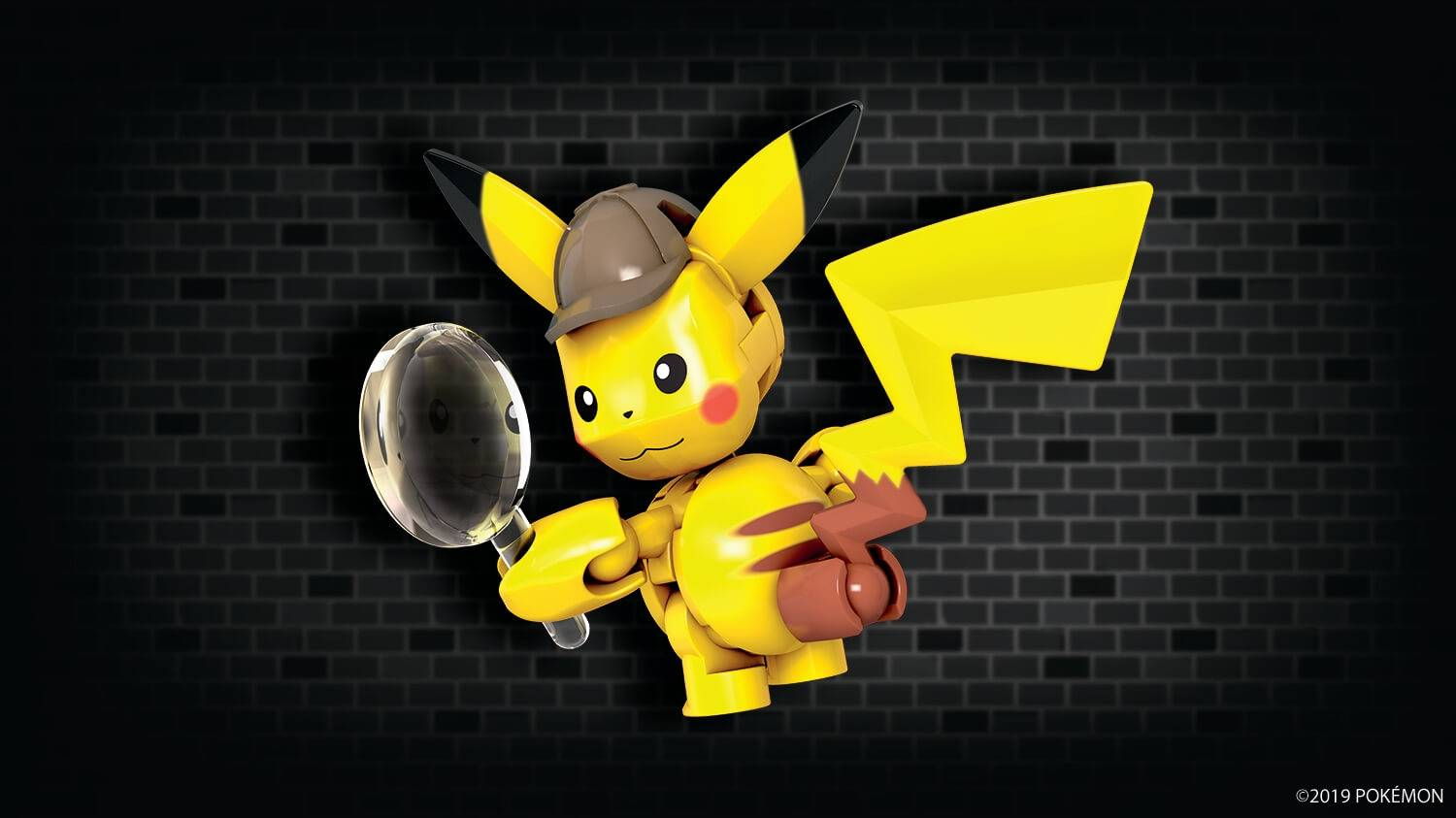 Image of: Detective Pikachu Office