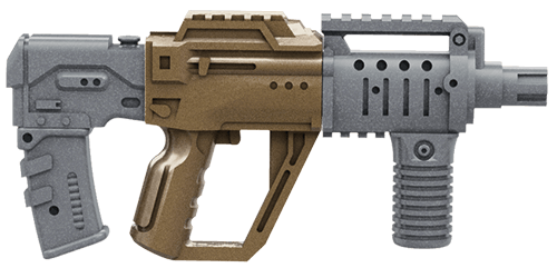 Image of: Submachine Gun