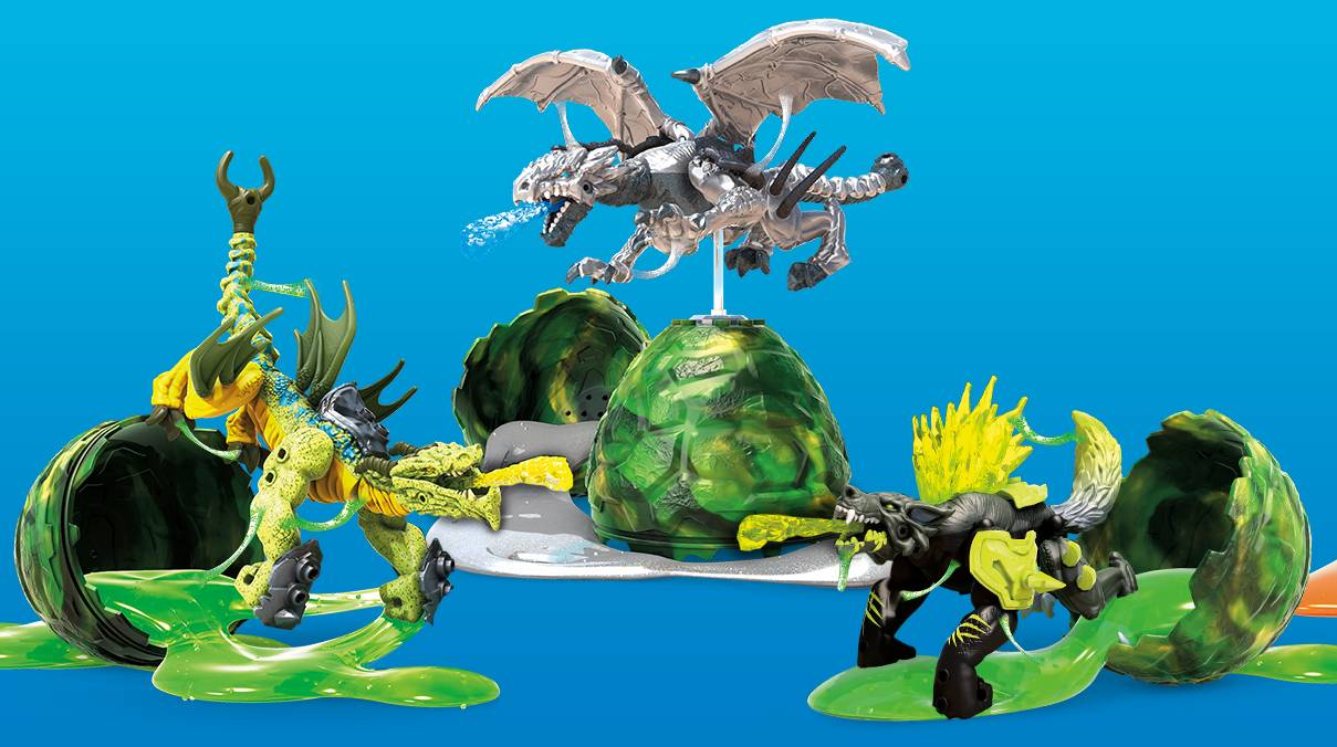 Image of: Breakout Beasts Series 2