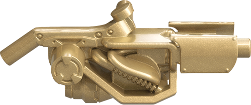 Image of: Golden Flame Thrower