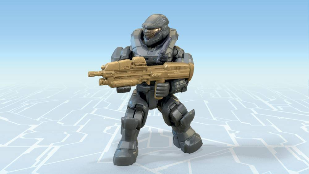 Image of: Spartan Noble Six