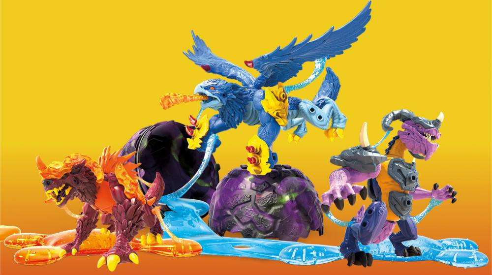 Image of: Breakout Beasts Series 3