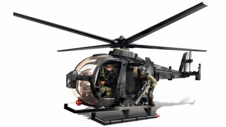 Special Ops Copter