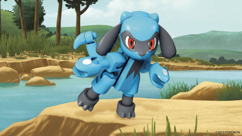 Image of: Riolu