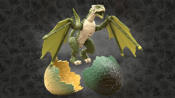 Image of: Rhaegal