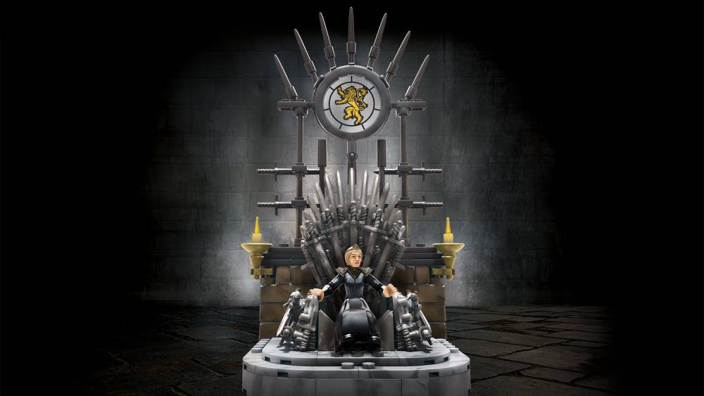 Image of: The Iron Throne