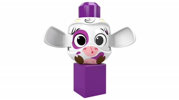 Peek A Blocks™ Cow