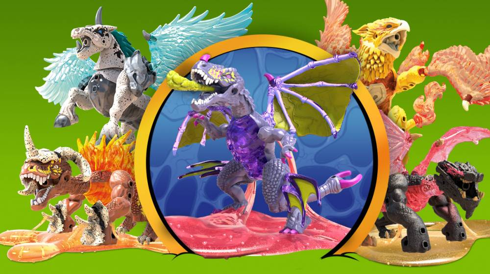 Image of: Breakout Beasts - Series 4