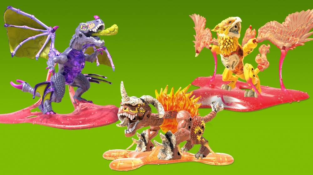Image of: Breakout Beasts Serie 4