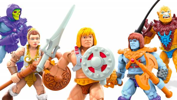 Collection Battle For Eternia