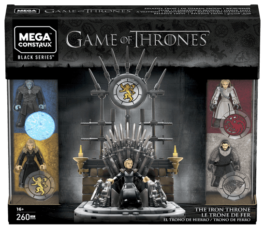 Image of Product The Iron Throne