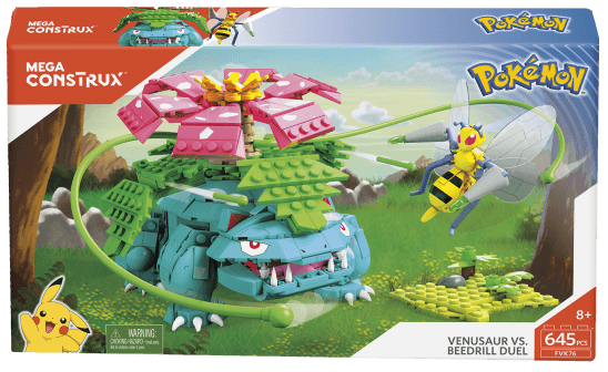 Image of Product Venusaur vs. Beedrill Duel