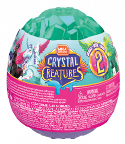 Crystal Creatures™ Series 2