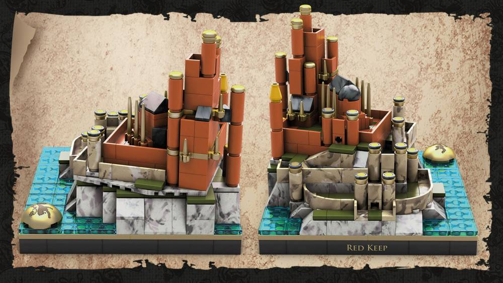 Image of: The Red Keep