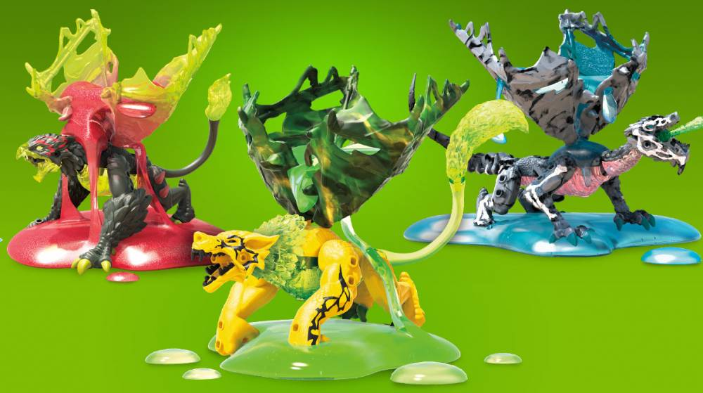 Image of: Breakout Beasts Assortment – Series 5