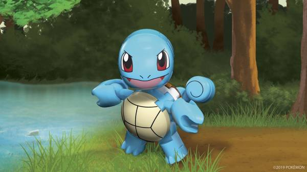 Image of: Squirtle