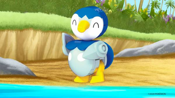 Image of: Piplup