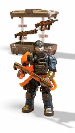 Firebreak Weapon Crate