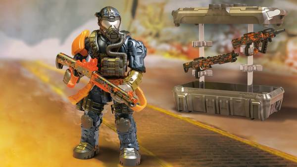 Image of: Firebreak Weapon Crate