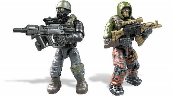 Special Ops vs Jungle Mercenaries