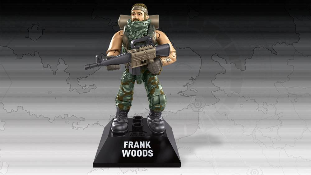 Image of: Frank Woods