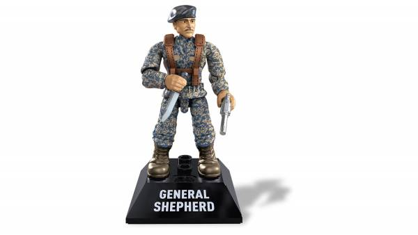 Lieutenant General Shepherd