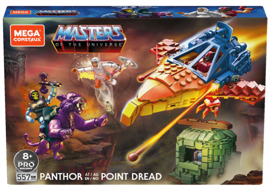 Panthor at Point Dread