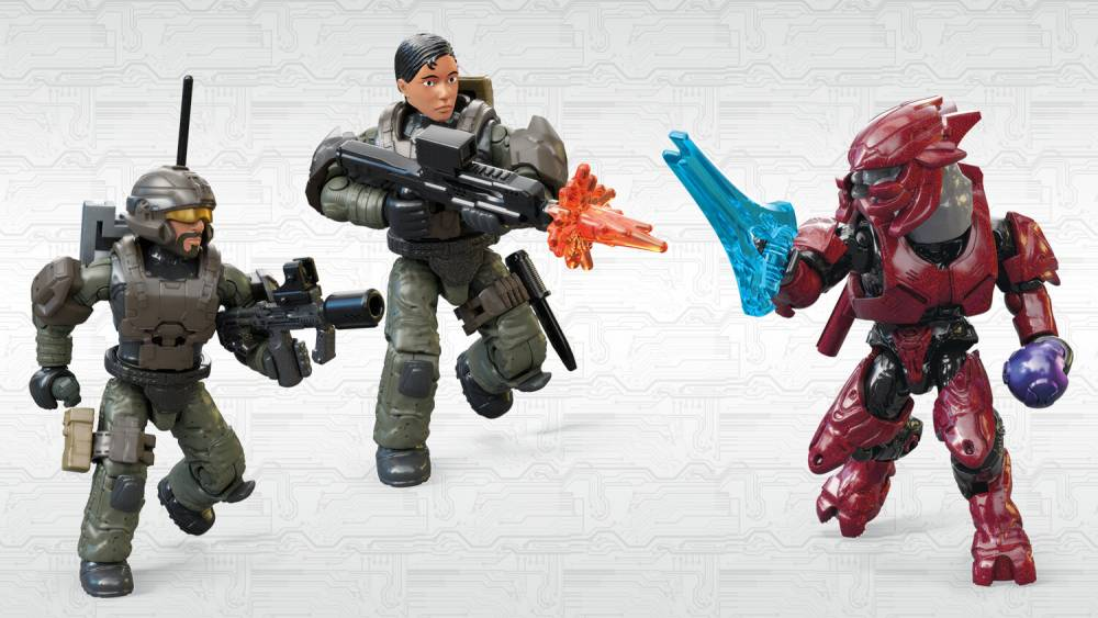 Image of: UNSC Marine Gear Pack
