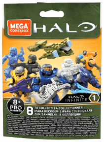 Image of Product Halo Micro Action Figure Asst. Series 12