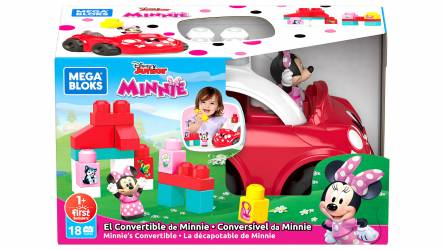 Minnie's Convertible