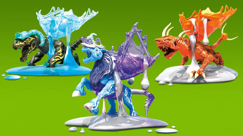 Image of: Breakout Beasts Assortment – Series 6