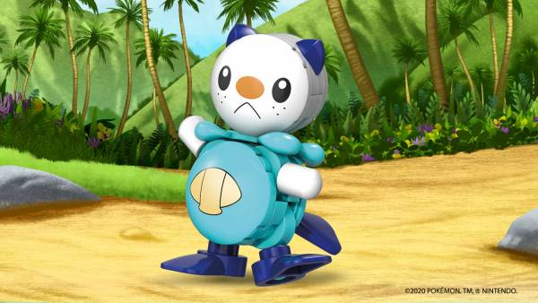 Image of: Oshawott
