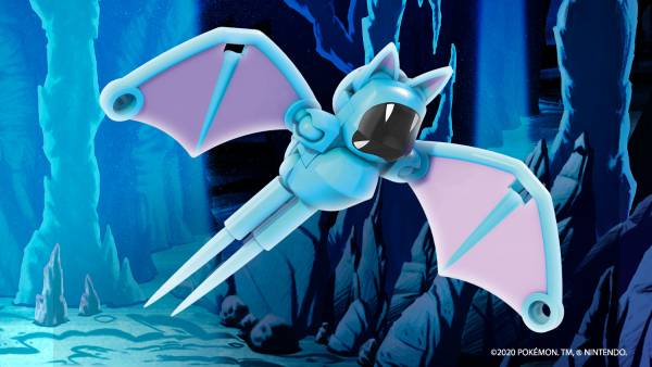 Image of: Zubat