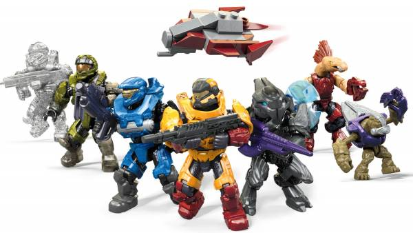 Halo Mikro-Actionfiguren Kollektion Serie 13