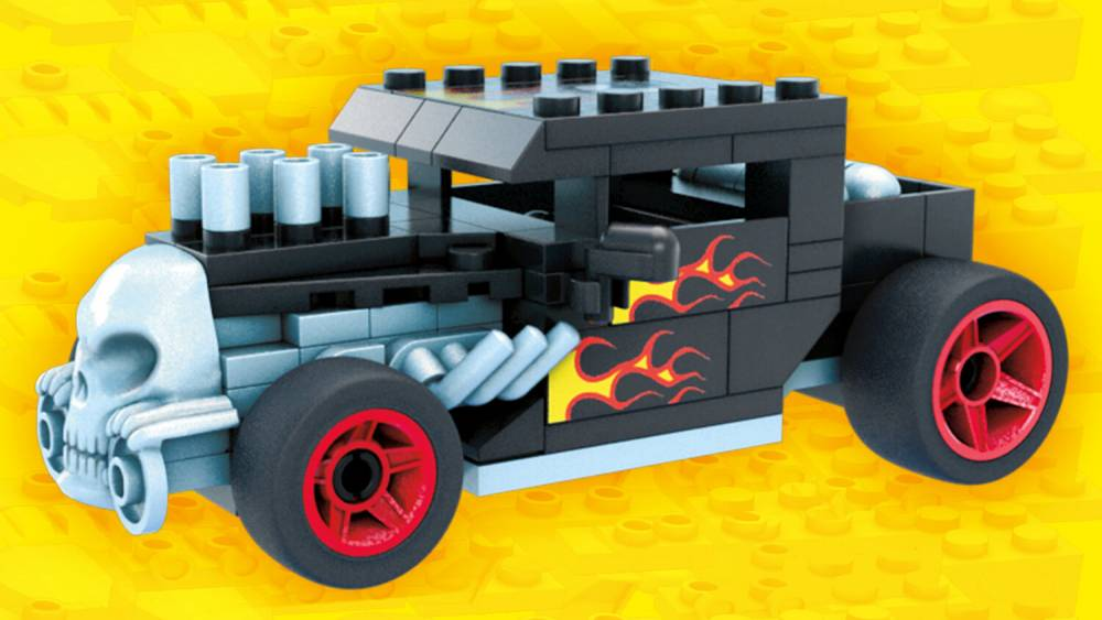 Image of: Bone Shaker Monster Truck